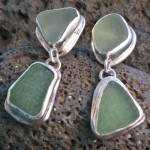 double seaglass post