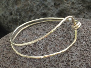 bronze or brass mod bracelet